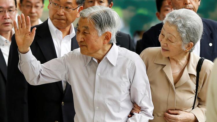 اليابان في اتنظار تخلي الإمبراطور عن العرش