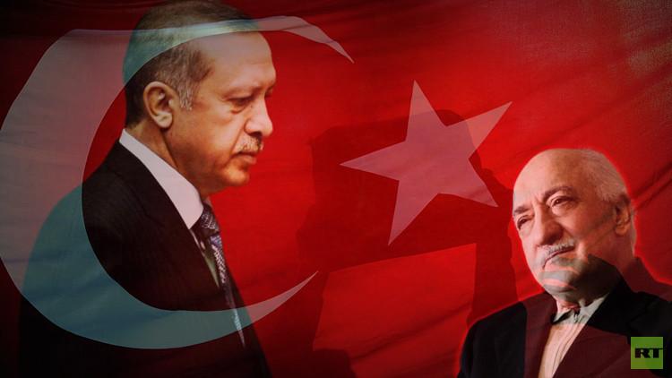 أردوغان: غولن مجرد بيدق لا تعطوه أكثر من حجمه