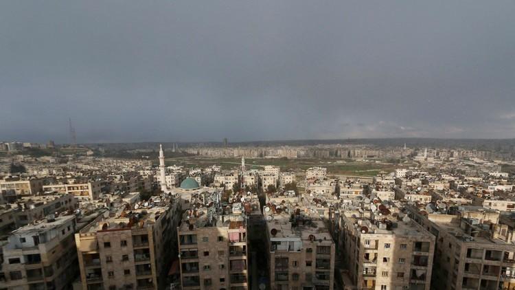 النصر في حلب للـ