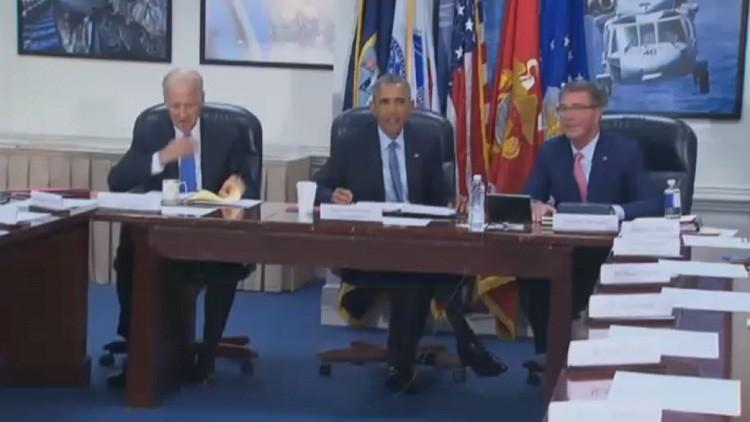 أوباما: التنسيق مع موسكو لوقف معاناة حلب