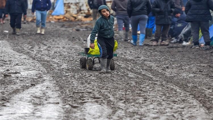 ريدغريف تحث حكومة بريطانيا على استقبال أطفال لاجئين
