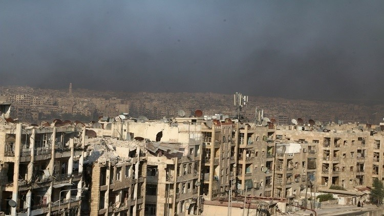 الأمم المتحدة تشيد بالعملية الإنسانية الروسية في حلب