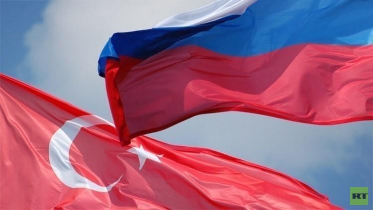 أنقرة نحو 100 مليار$ في التجارة مع موسكو