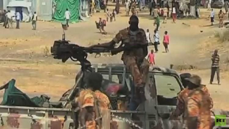 جنوب السودان يوافق على استقبال قوة إقليمية