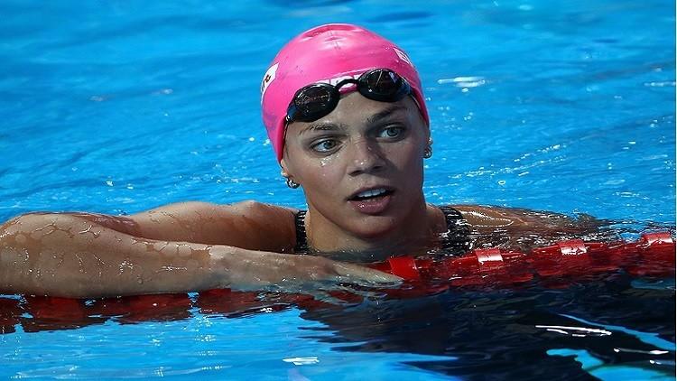 السباحة الروسية يفيموفا تشارك في أولمبياد ريو