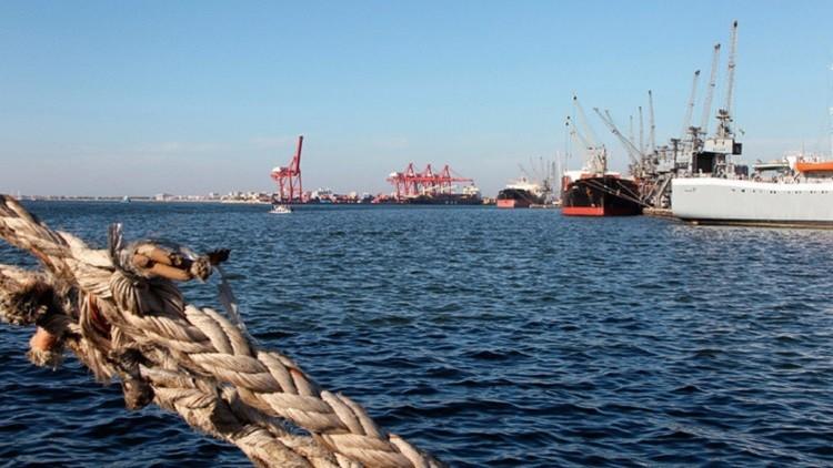 توجه أول سفينة شحن سورية حكومية إلى روسيا