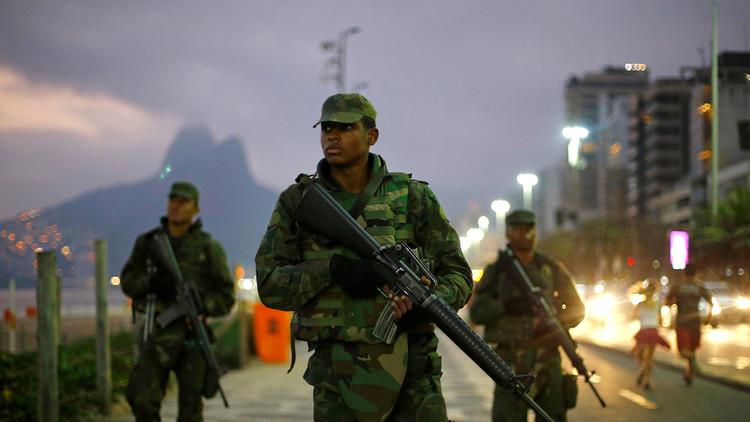 ريو 2016.. قتيلان بالقرب من ملعب ماراكانا والبوليفار الأولمبي