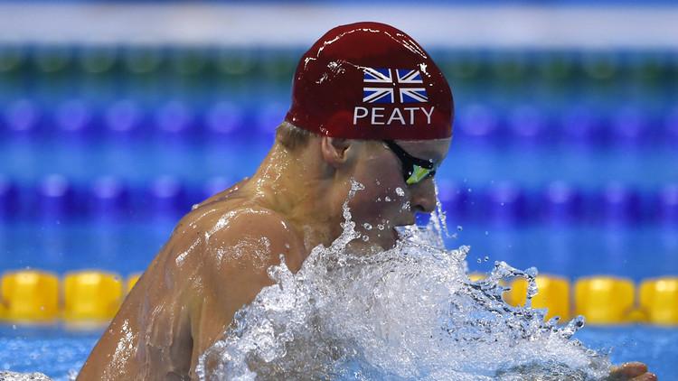 ريو 2016.. البريطاني بيتي يحقق رقما قياسيا عالميا في الـ100 م سباحة صدرا