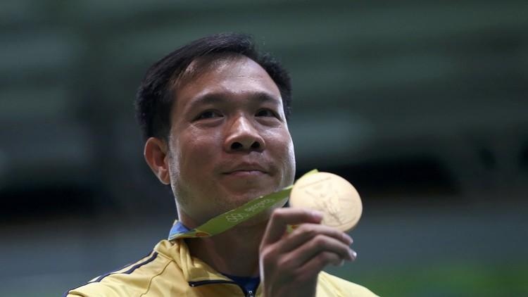 ريو 2016.. هوانغ يهدي فيتنام أول ذهبية أولمبية في تاريخها