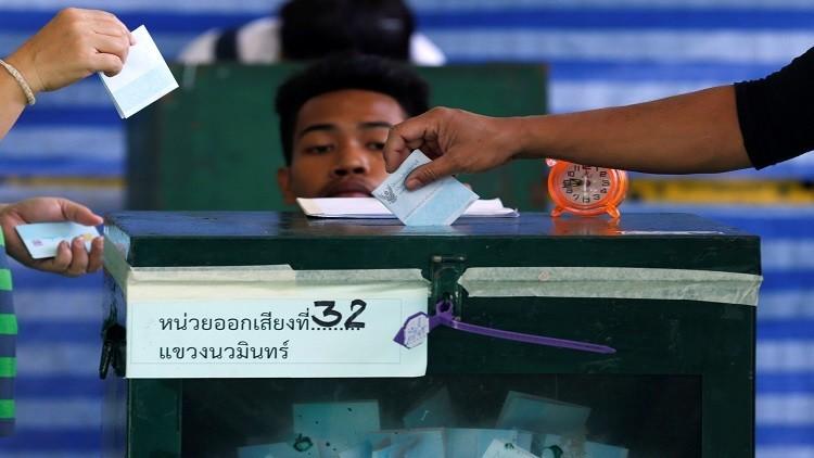 استفتاء في  تايلاند على دستور جديد