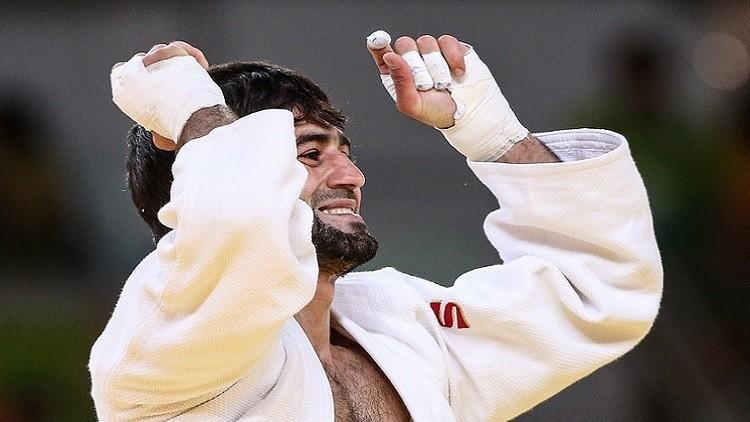 مودرانوف يحرز الميدالية الذهبية الأولى لروسيا في أولمبياد ريو 2016