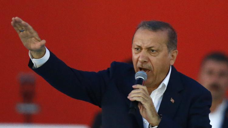 أردوغان مخاطبا ألمانيا: تغذون الإرهاب وسينقلب عليكم