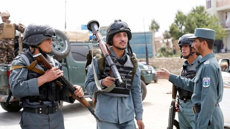 خطف أمريكي وأسترالي في أفغانستان