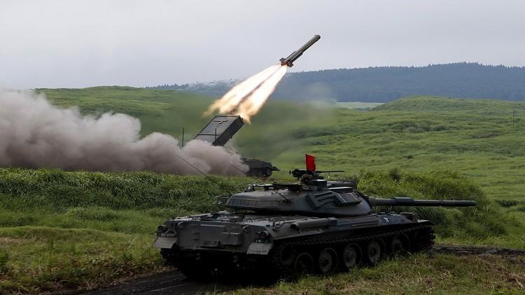 اليابان تأمر بإسقاط أي صاروخ كوري شمالي يهددها