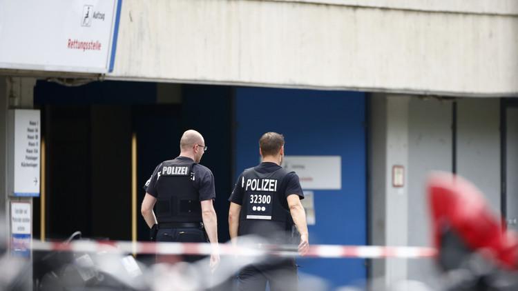 مجهول يهاجم المارة شرقي ألمانيا بسكين