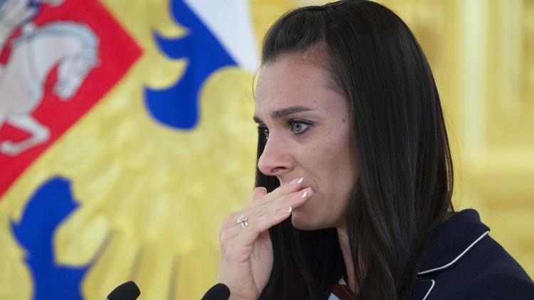 أحلام إيسينبايفا الأولمبية تتلاشى تماما
