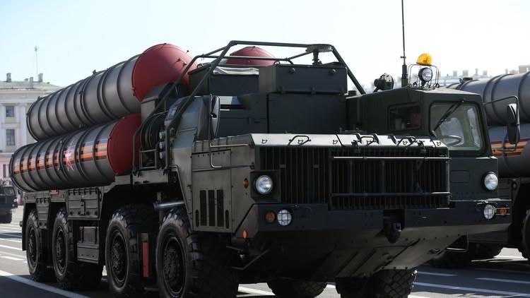 روسيا تسلم إيران نصف صفقة منظومات