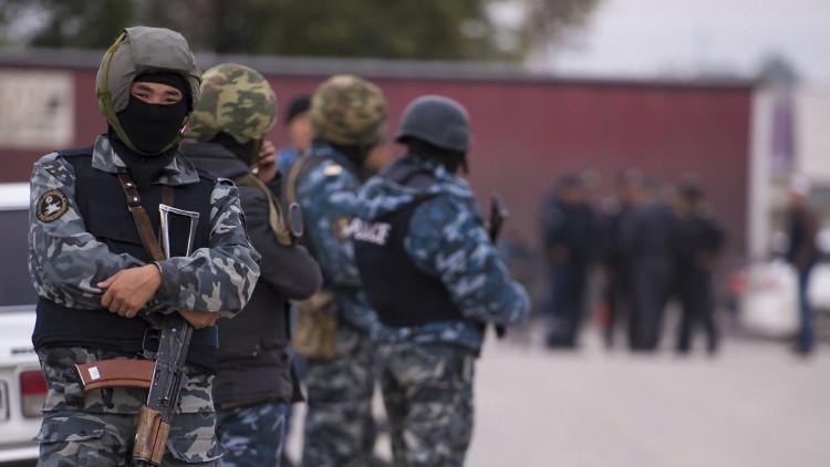 قرغيزستان تحتجز مواطنين توجها للقتال بسوريا