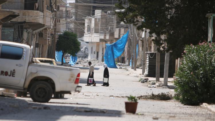 موسكو وواشنطن تبحثان تعزيز الهدنة في حلب