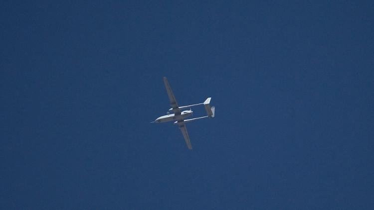 طائرة دون طيار تسقط على مبنى بشمال إسرائيل