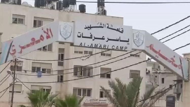 4 إصابات واعتقال مطلوب في مخيم الأمعري برام الله