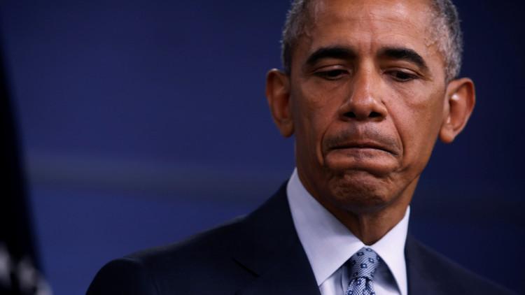 حائز جائزة نوبل أوباما لم يتمكن من إيقاف العدوان العسكري الأمريكي