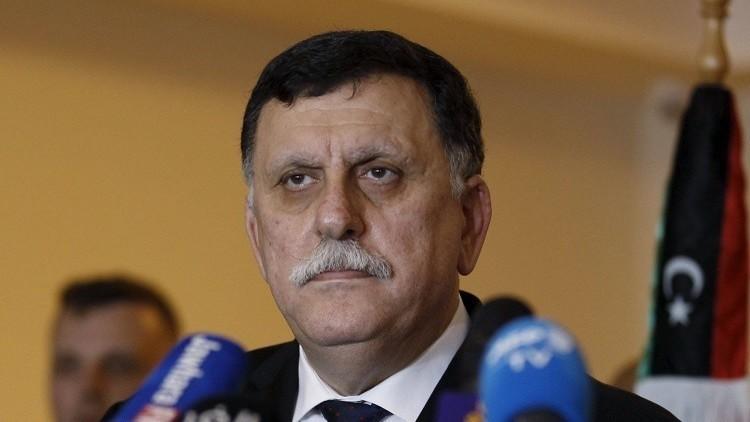 السراج: ليبيا تأمل ببقاء العلاقات مع روسيا جيدة