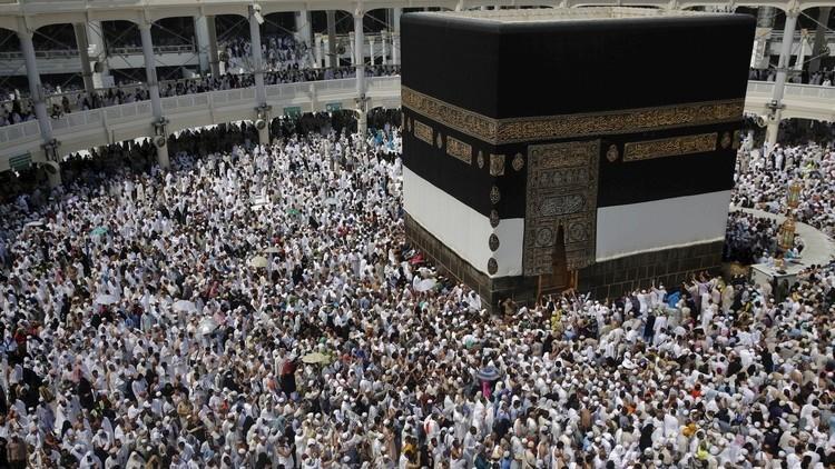 السعودية: 1.4 مليون حاج يستخدمون