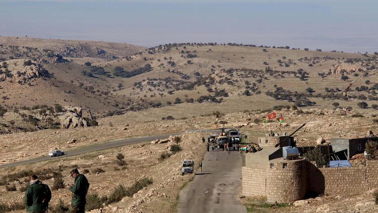 هروب 800 مدني جنوب الموصل من سيطرة