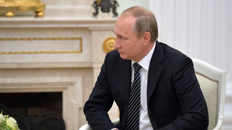 بوتين: لن نترك قتل عسكريينا على أيدي المخربين الأوكرانيين دون رد