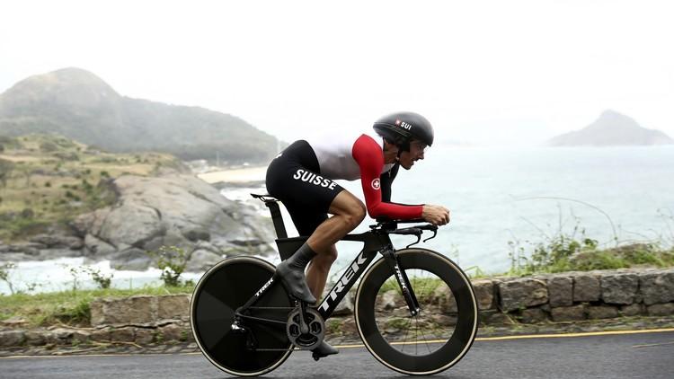 سويسرا تدخل سجل أولمبياد