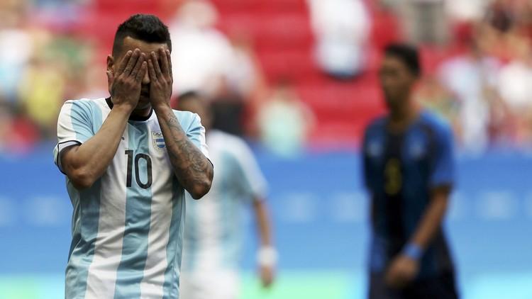 الأرجنتين تودع أولمبياد
