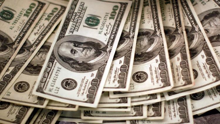 عجز الميزانية الأمريكية يبلغ 113 مليار $ في يوليو