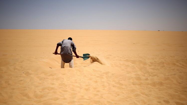 إرهابيون يستعملون ألغاما زرعها النازيون في مصر
