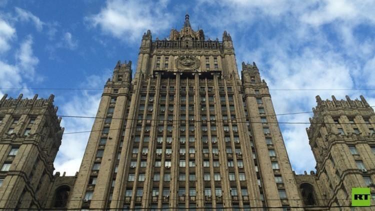 موسكو ولندن تسعيان لتفعيل الحوار بينهما