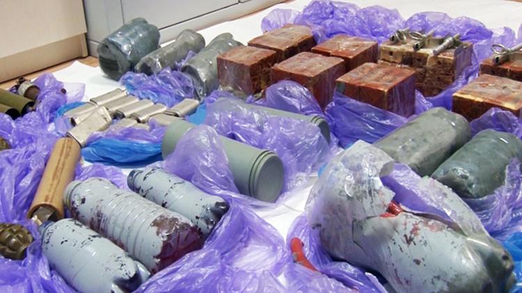 مصدر: احتجاز 10 أشخاص بتهمة المساعدة في تنظيم أعمال إرهابية في القرم