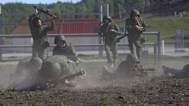 الجيش الروسي ينشئ مجمعا لتدريب قواته تحت الأرض