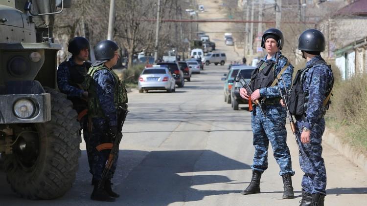 مقتل شرطيين بهجوم مسلح في داغستان
