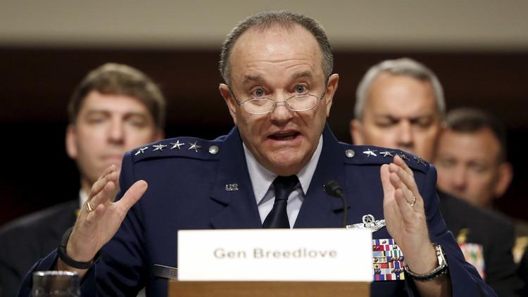 قائد قوات الناتو السابق في أوروبا أراد إشعال الحرب مع روسيا