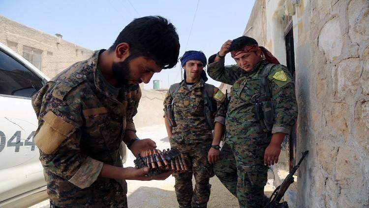 قوات سوريا الديمقراطية تكمل سيطرتها على منبج