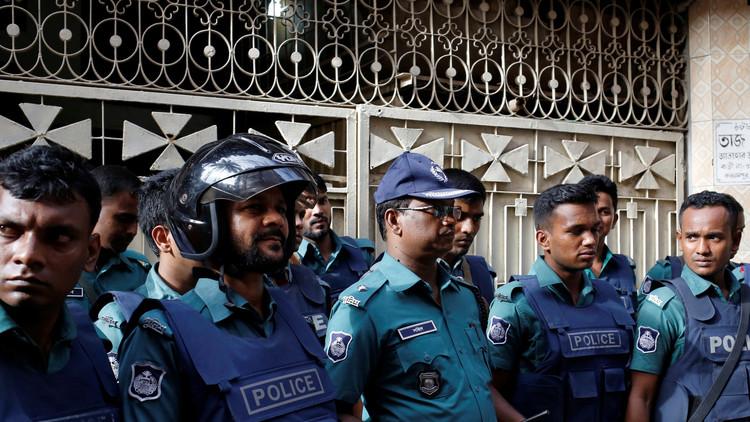 شرطة بنغلاديش تحبط سلسلة هجمات انتحارية