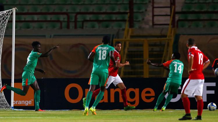 الأهلي المصري على حافة الهاوية في دوري أبطال إفريقيا