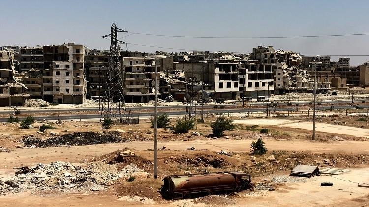 مقتل أكثر من 100 مدني جراء قصف في حلب