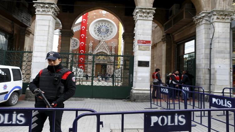 الأمن التركي يعتقل 43 أجنبيا يشتبه في انتمائهم لـ