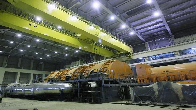 محطات طاقة نووية جديدة في إيران بأيد روسية