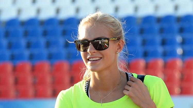وزير الرياضة الروسي يعتبر استبعاد كليشينا