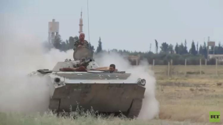 معارك بين الجيش السوري ومسلحين بحلب