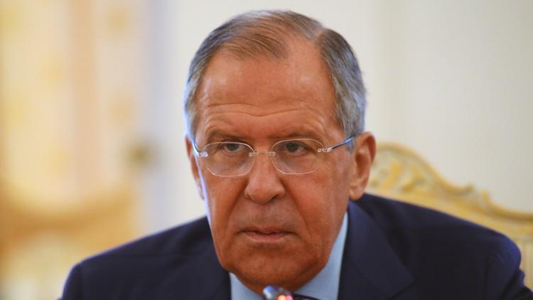 لافروف: علاقاتنا مع ألمانيا تمر بمرحلة صعبة