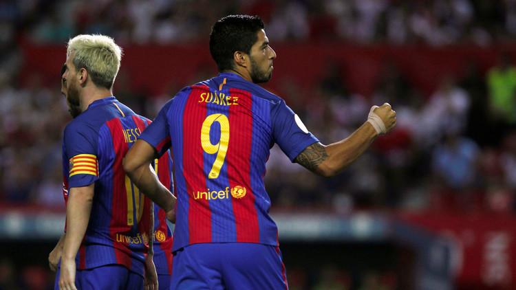 برشلونة يقترب من كأس السوبر الإسباني