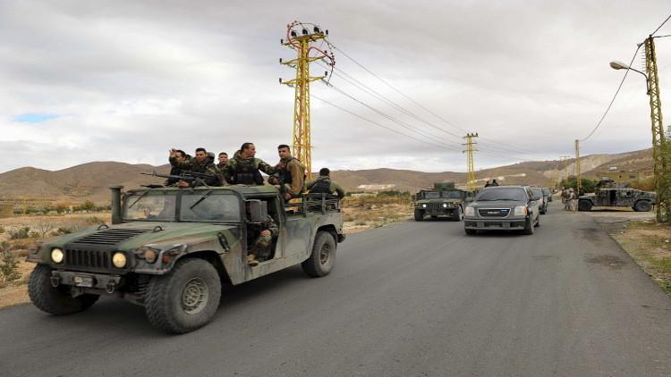 إصابة جنديين لبنانيين بانفجار عبوة ناسفة في عرسال